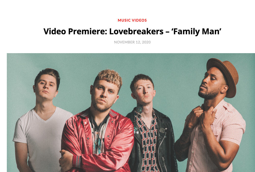 "New Noise Premiere ""Family Man"""